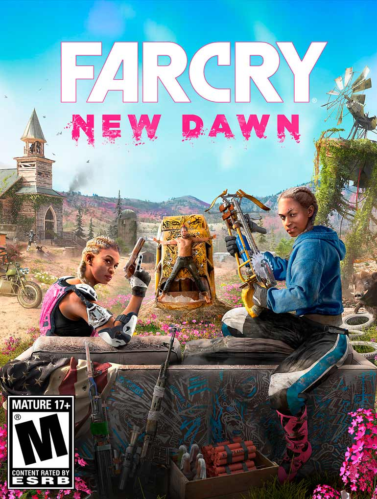 Juego Far Cry New Dawn i3