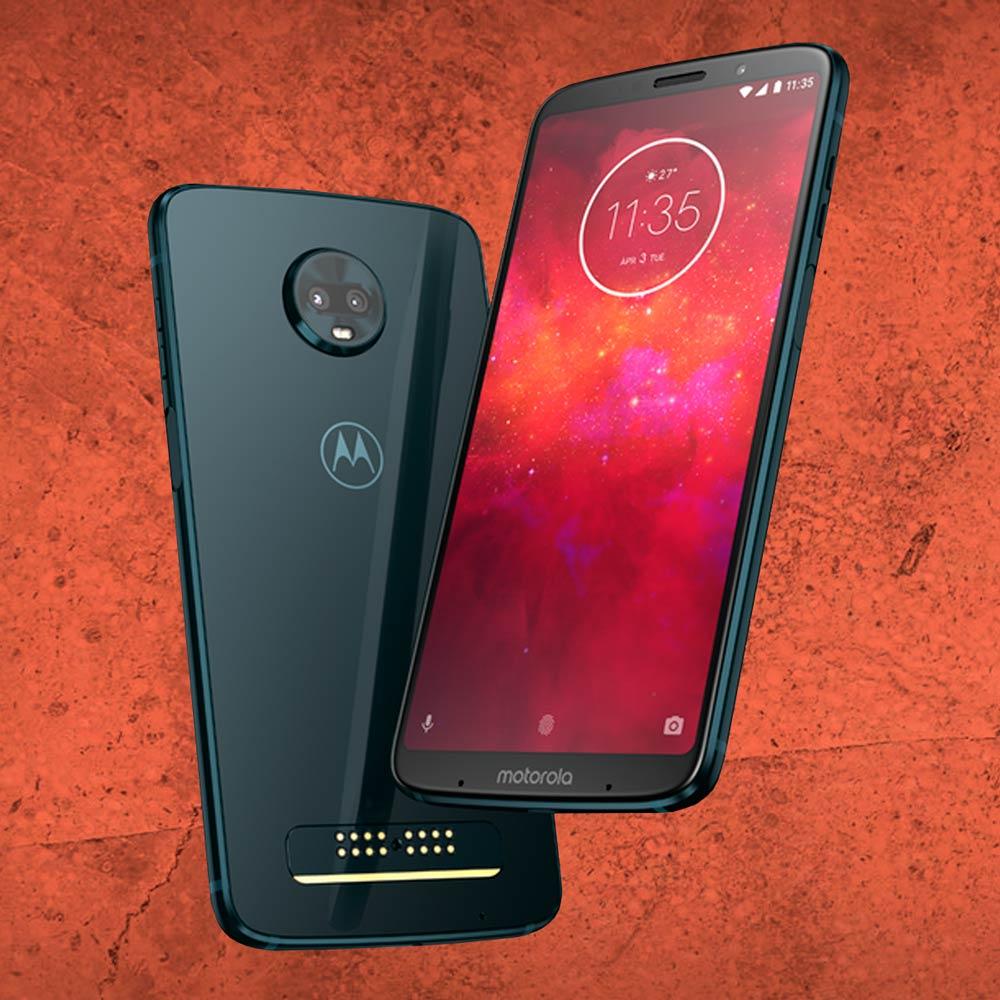 9ea935df50f Celular Motorola Moto Z3 Play Deep Indigo XT1929 img 3